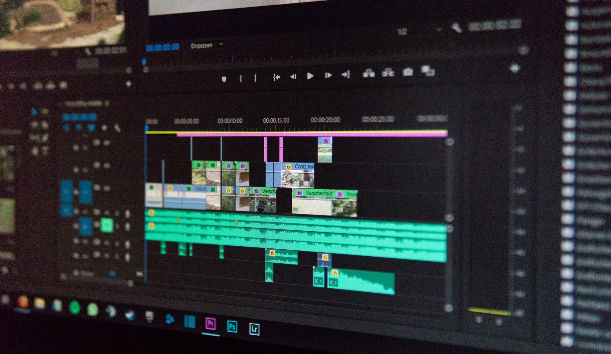 video after effects